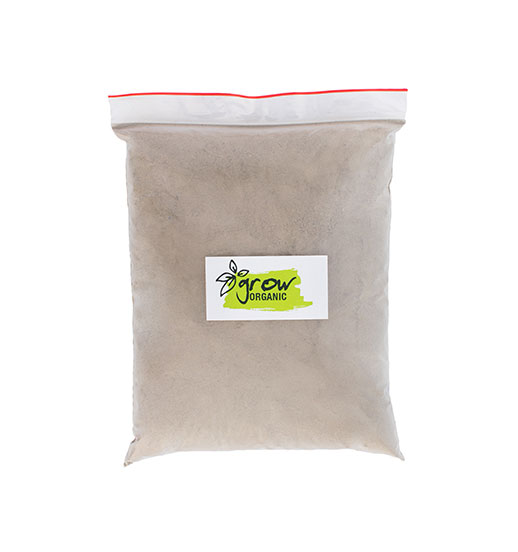 Organic Amendments Volcanic Rock Dust